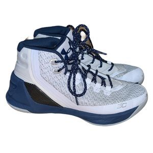 Under Armour Youth Steph Curry Basketball Shoes 6Y